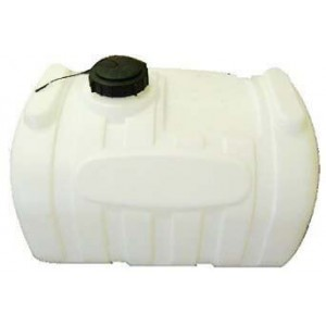 60 Gallon White Spot Sprayer Tank