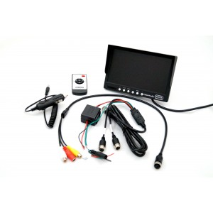"7"" Monitor Package"
