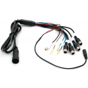 "Wiring Harness for 10"" Cabled Monitor"