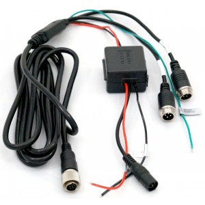"Wiring harness for 7"" Cabled Monitor"
