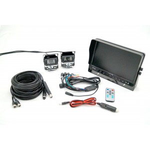 "10"" Monitor & Dual Camera System"