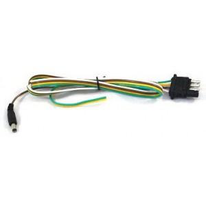 Trailer Plug to 12V Power Adapter