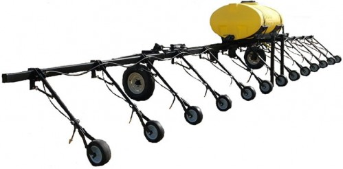 Layby Liquid Fertilizer Applicator