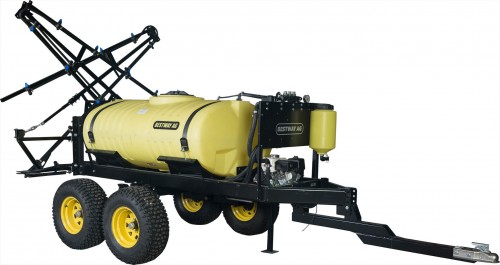 200 Gallon UTV Trailer Sprayer