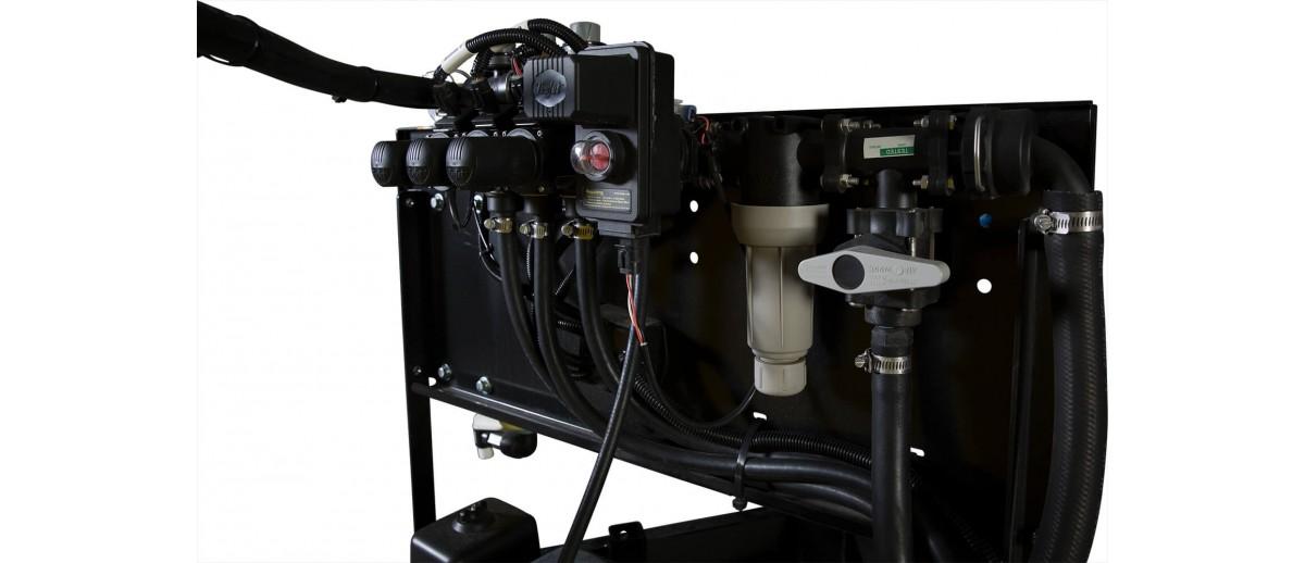 200 Gallon UTV Trailer Sprayer Manifold