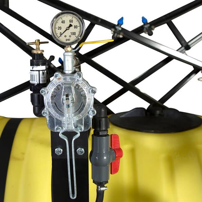 3 Point Sprayer Fully plumbed spray system