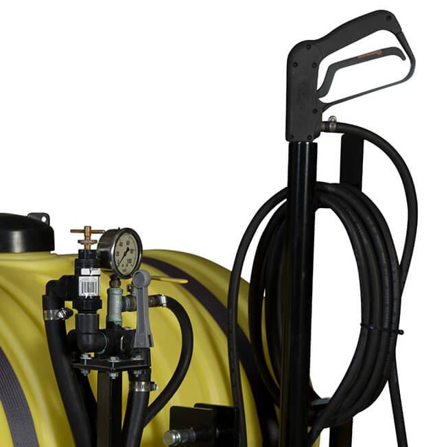 3 Point Sprayer Handgun and 25ft hose