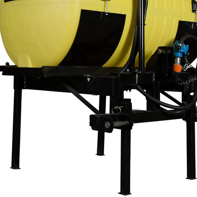 3 Point Sprayer Integrated steel frame