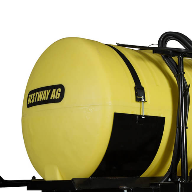 3 Point Sprayer Premium yellow spray tank
